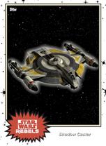 Shadow Caster - Base Series 4 - Rebels