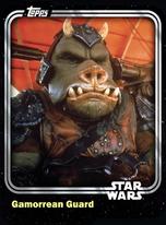 Gamorrean Guard - Jabba's Security - Base Series 1