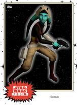 Numa - Base Series 4 - Rebels
