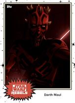 Darth Maul 2 - Base Series 4 - Rebels