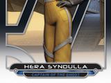 Hera Syndulla - REB-2 - Galactic Files 2016