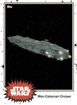 Mon Calamari Cruiser - Base Series 4