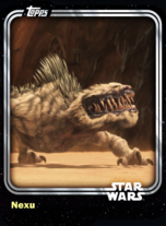 Nexu - Creature - Base Series 1
