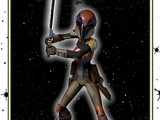 Sabine Wren - Base Series 4 - Rebels