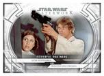Luke Skywalker & Princess Leia Organa - Masterwork 2018 - Powerful Partners