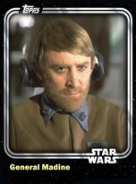 General Madine - Rebel Alliance - Base Series 1