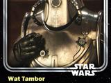 Wat Tambor - Techno Union Foreman - Base Series 1