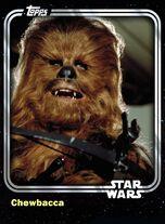 Chewbacca - Rebel Leader - Base Series 1