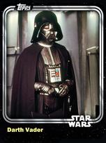 Darth Vader - Sith Lord (ANH) - Base Series 1