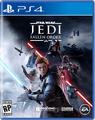 Star Wars Jedi Fallen Order PS4 Cover