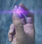 Kyber crystal-indigo