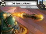 Z-6 Jetpack Rocket