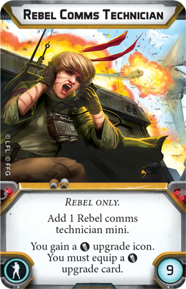 Rebel Comms Technician