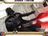 Saber Throw
