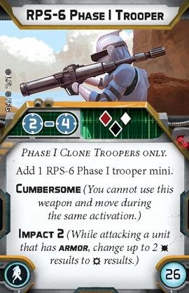 RPS-6 Phase I Trooper