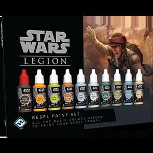 Rebel Paint Set