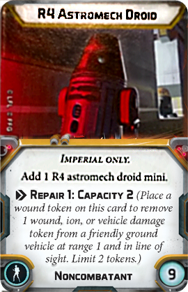 R4 Astromech Droid