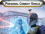 Personal Combat Shield