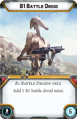 B1 Battle Droid (Personnel)