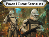 Phase I Clone Specialist