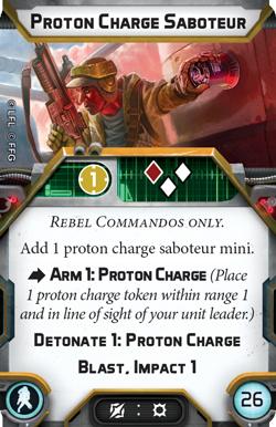 Proton Charge Saboteur