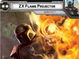 ZX Flame Projector