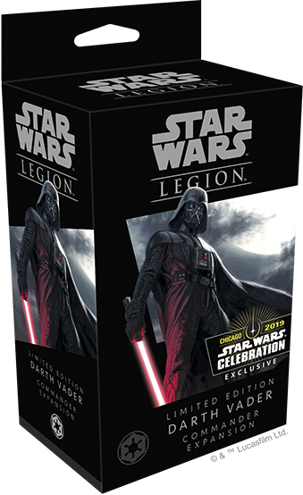 Limited Edition Darth Vader Commander Expansion