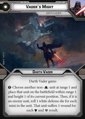 Vader's Might