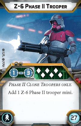 Z-6 Phase II Trooper