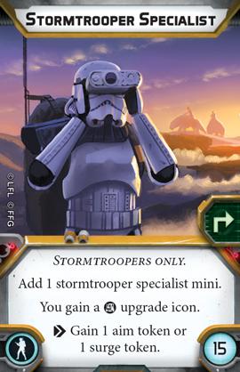 Stormtrooper Specialist
