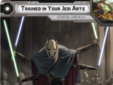 Trained in Your Jedi Arts