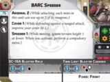 BARC Speeder