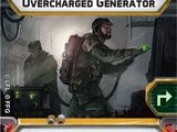 Overcharged Generator