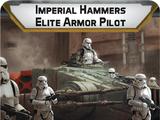 Imperial Hammers Elite Armor Pilot