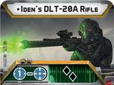 Iden's DLT-20A Rifle