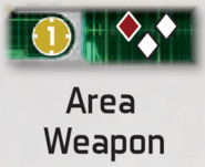 Area weapon example
