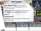 ARC Troopers Strike Team