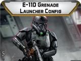 E-11D Grenade Launcher/Focused Fire Config