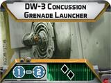 DW-3 Concussion Grenade Launcher