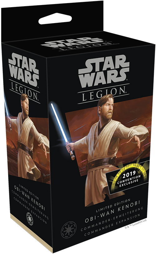 Limited Edition Obi-Wan Kenobi Commander Expansion