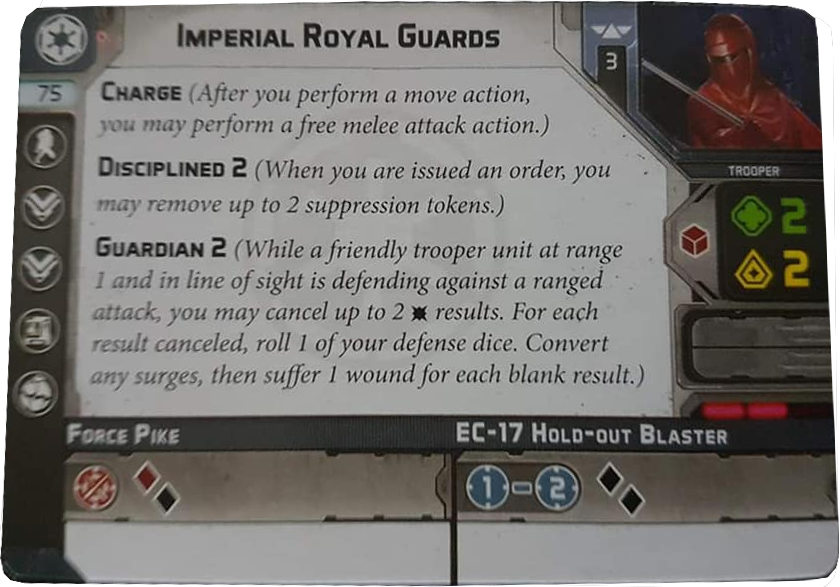 Imperial Royal Guards