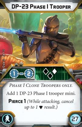 DP-23 Phase I Trooper