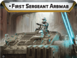 First Sergeant Arbmab