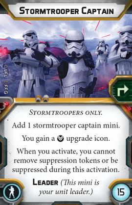 Stormtrooper Captain