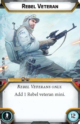 Rebel Veteran (Personnel)