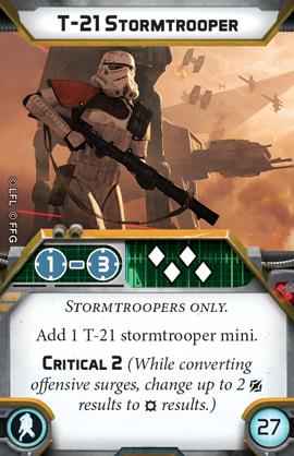 T-21 Stormtrooper