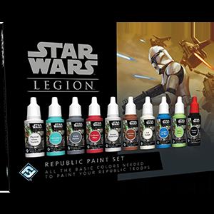 Republic Paint Set