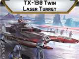 TX-130 Twin Laser Turret