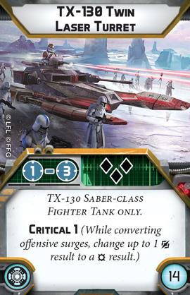 TX-130 Twin Laser Turret