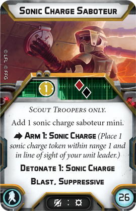Sonic Charge Saboteur